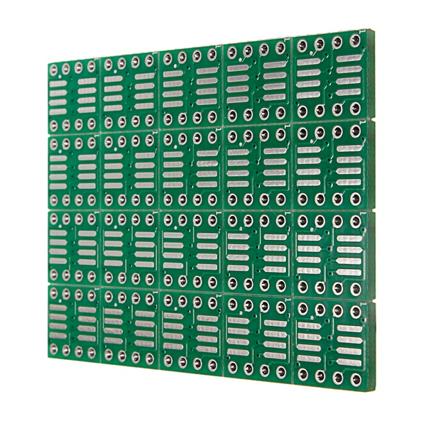 2016 electronic circuit 20 PCS SOP8 SO8 SOIC8 SMD to DIP8 Adapter PCB Board Converter Double Sides 0.65mm/1.27mm(China (Mainland))