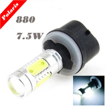Buy 2pcs/lot 880 7.5W Fog Light, DRL Clean Lens H1 H3 T10 881 7.5w H27 led light for $7.46 in AliExpress store