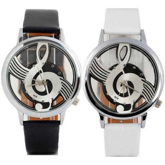 часы примечание нотный кварцевые наручные часы фото