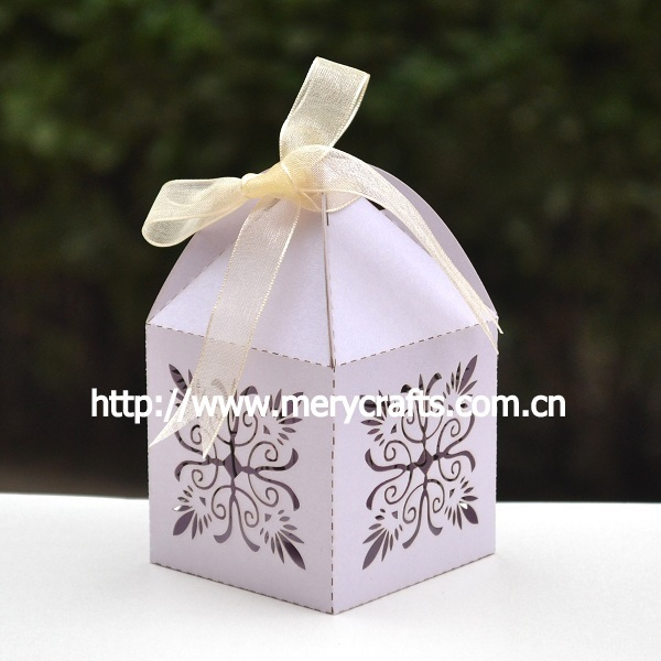Wholesale and retail! exquisite red wedding favor boxes(China (Mainland))