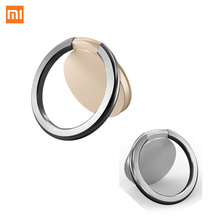 Buy Original Xiaomi Metal Finger Ring Mobile Phone Stand Holder iPhone iPad Samsung Smart Phone Mount Stand Watch TV Epacket RU for $4.50 in AliExpress store