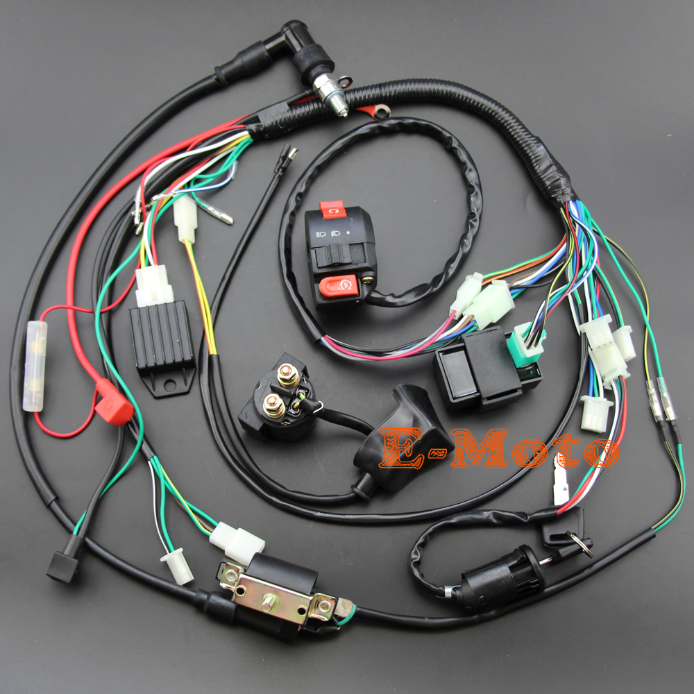 110cc Atv Wiring Promotion