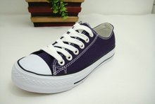 Hot sell new style Canvas shoes Low and High shoes men's and women's casual Shoes Free shipping  #2(China (Mainland))