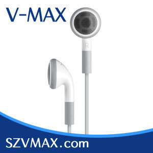 Free shipping Earphones for ipod iphone mp3 earphone MA662 no box one