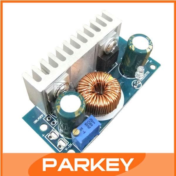 Гаджет  High Power DC 4.5-32V to 5-42V Wide Voltage Regulator Boost Converter Step Up Industrial Power Supply Module #200480 None Электротехническое оборудование и материалы