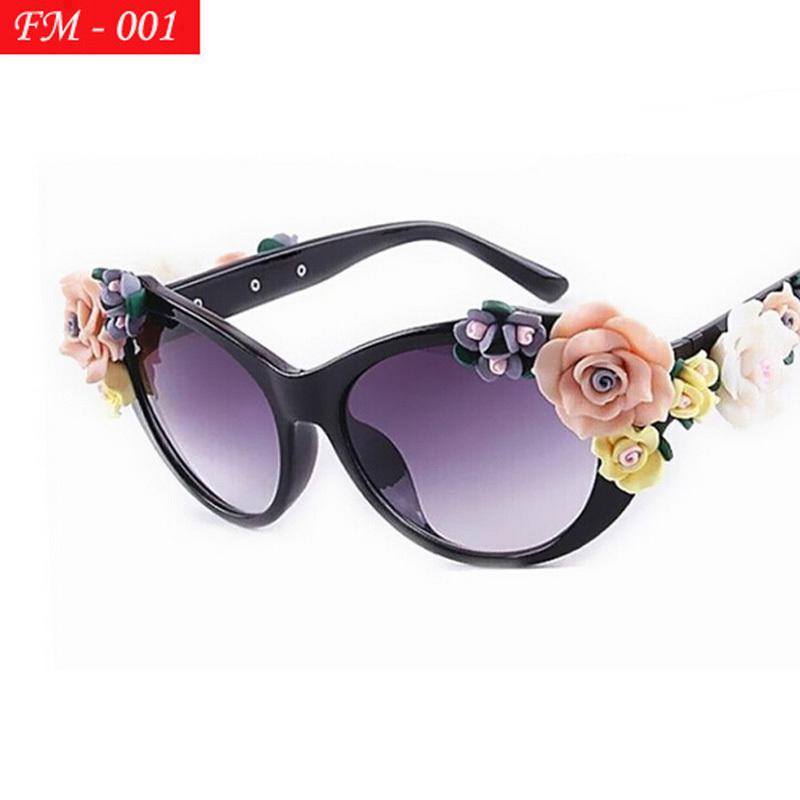 Женские солнцезащитные очки FM-001