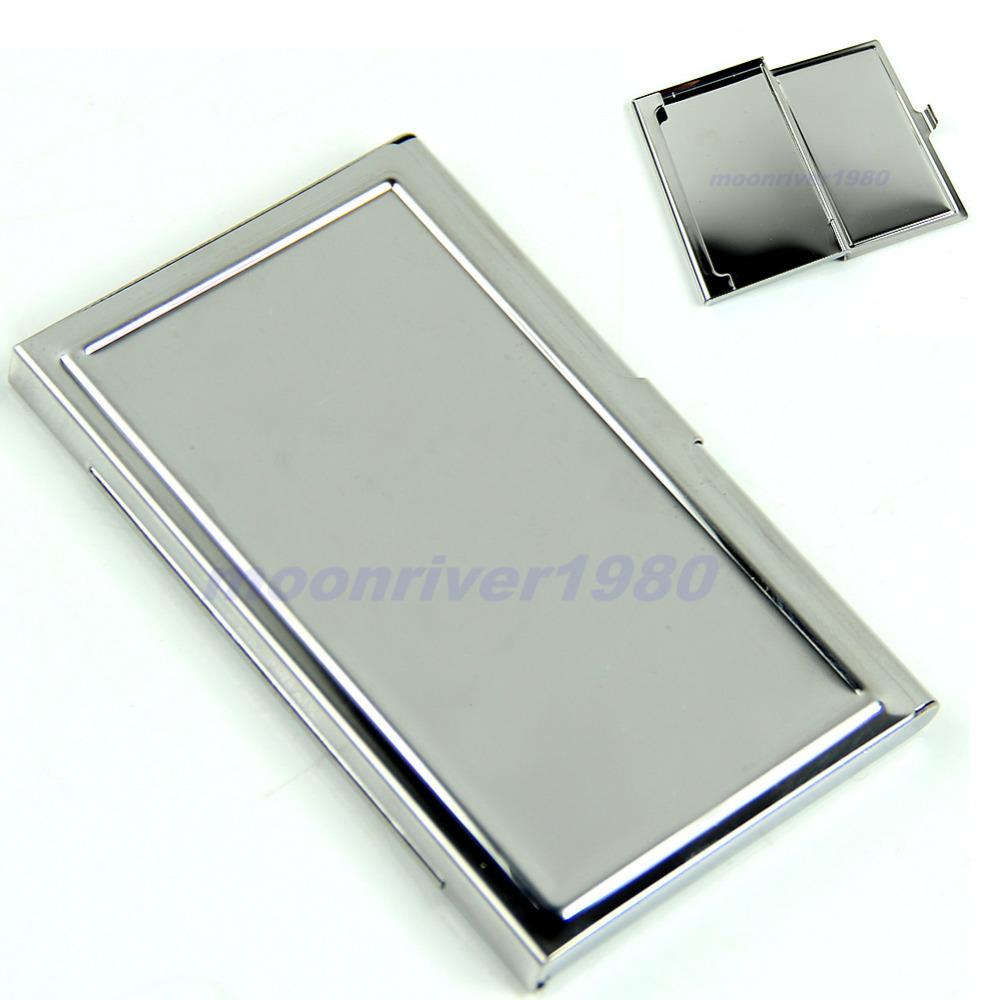Y92 New Arrive Stainless Steel Pocket Business Name Credit