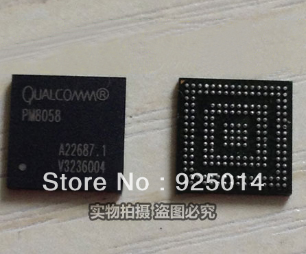 New PM8058 QUALCOMM for Sony Ericsson LT15 LT18 ST18 HTC G10 G11 G12 Power Supply IC FOR BlackBerry Bold Touch 9900 Power IC(China (Mainland))
