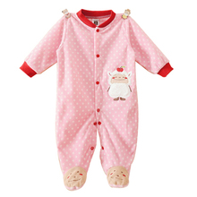 Children Pajamas Newborn Carter Babywork Baby Clothes Romper Animal Infant Cotton Long Sleeve Jumpsuit Unixes Spring