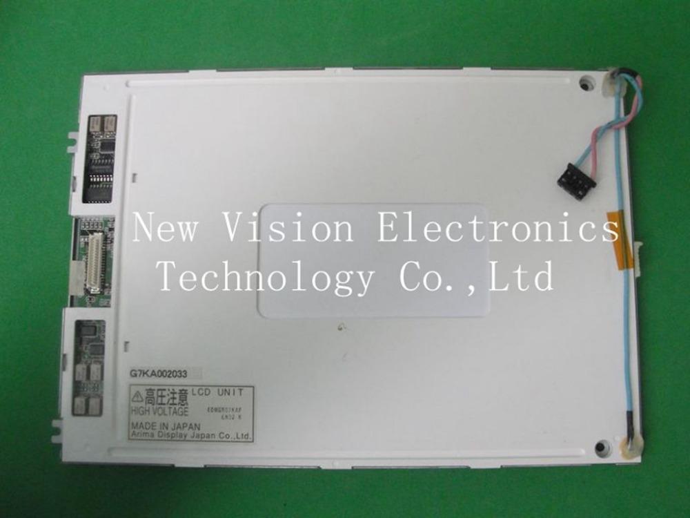 EDMGRG7KAF M163AL14A-0 3DS-LCV-C07-163A-O12476 Original 7.4 inch VGA TFT LCD Display Panel for Arima(China (Mainland))