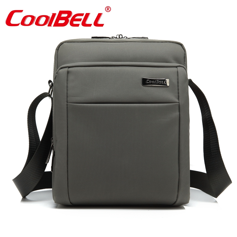 CoolBell 10 10.6 inch Tablet Laptop Bag for iPad 2/3 /4 iPad Air 2/3 Men Women Shoulder Messenger 9 9.7 10.1 inch Tablet Sleeve(China (Mainland))