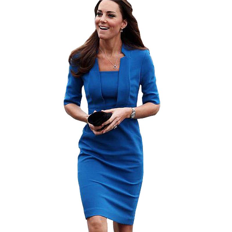 Платье для бизнес-леди