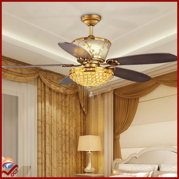 Compra ventiladores de techo de cristal online al por for Ventiladores de techo precios