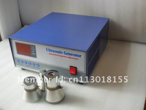 ultrasonic generator 1500W 220V 28khz/33KHZ/40khz(China (Mainland))