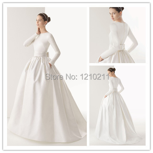 Discount 2015 new arrival muslim wedding dress ball gown for Cheap muslim wedding dresses