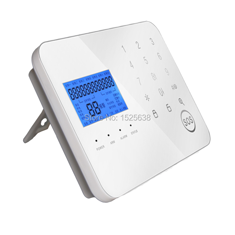 dual network gsm 99 zones wireless security host alarma pstn 4 wired<br><br>Aliexpress