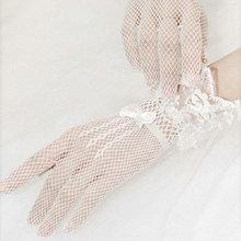 Свадебные перчатки  от cn1510646545 для Женщины, материал Полиэстер артикул 32368451089