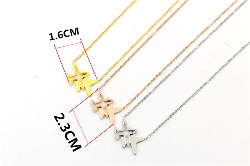 316L-Stainless-Steel-Fashion-Plain-Shape-Pendant-Necklace-Gold-Chain-Necklace-Never-Fade-For-Women-Gift (5)