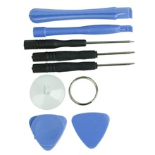 7 Pcs/Set Glass Replacement Pry Kit Opening Tools Accessories Cellphone DIY Dismantling Machine Tools Phone Repair Tools Suction