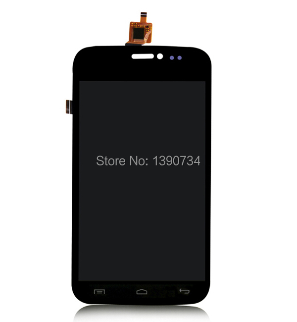 Best Quality Full LCD Display + Touch Screen Digitizer Assembly For Wiko Darkside Replacement Black