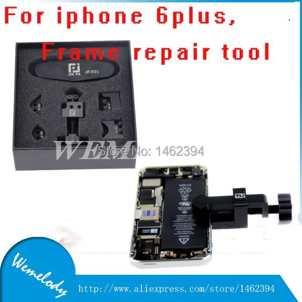 Фотография Multitool iCorner ferramentas manuais gtool Straight Corner Frame Repair Tool kit ferramenta for iphone 6 plus