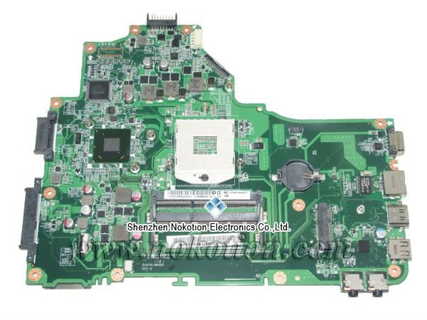for Acer aspire 5349 laptop motherboard socket 989 MBRR706001 DA0ZRLMB6D0 intel HM65 full Tested 50% shipping off MB.RR706.001(China (Mainland))