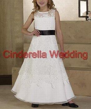 Children's dress  Flower girl dress   girl's gown & Children's DressHT01219