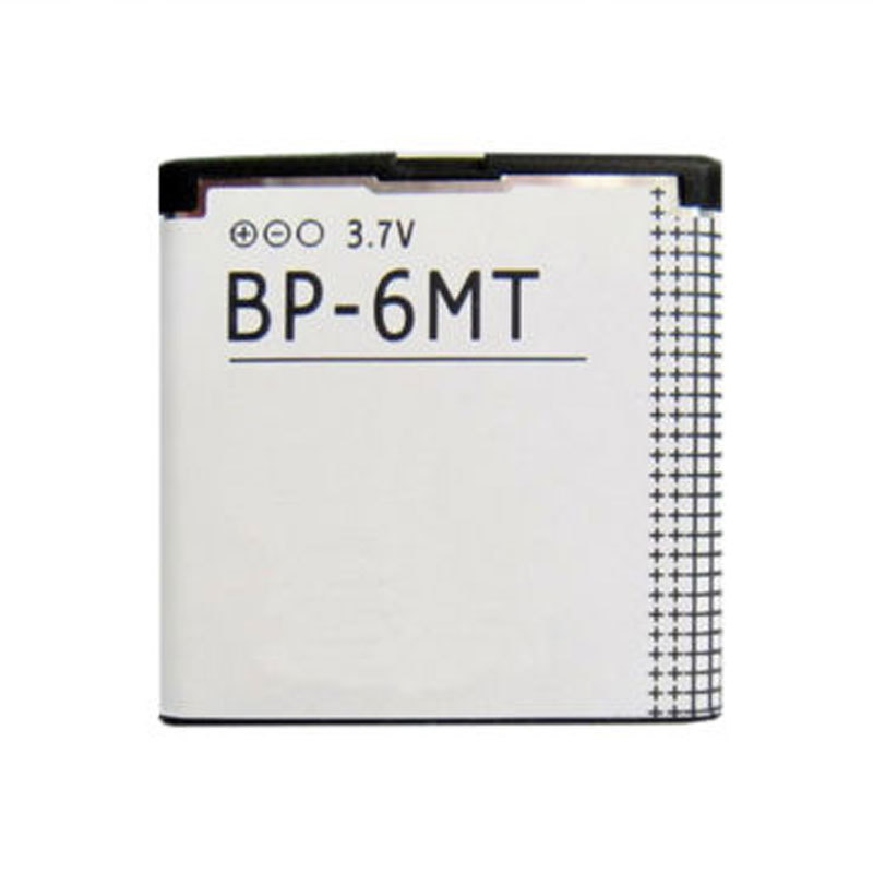 BP-6MT Battery For Nokia 6350 6750 E51 N81 N82