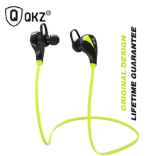 Buy QKZ G6 general 4.0 Sports Wireless Bluetooth Usb Headset Earphones 4.0 stereo music mini ears best sports earphones for $11.99 in AliExpress store