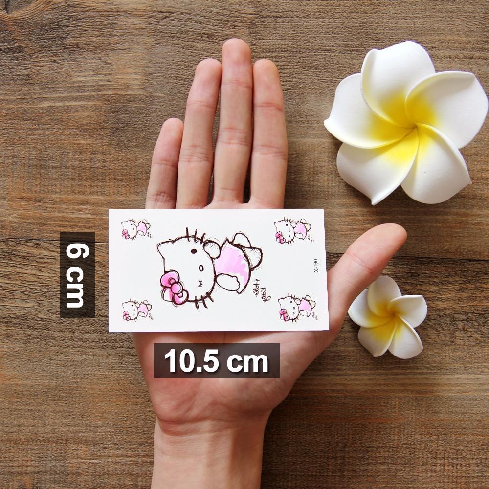 My Little Pony Luna Child Temporary Tattoo Body Art Flash Tattoo Stickers 10.5X6cm Waterproof Tatoo