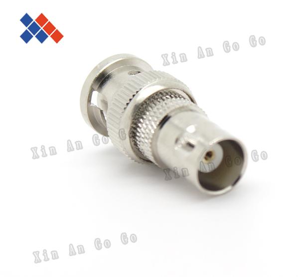 Wholesale 10PCS BNC-BNC adapter BNC male Plug to BNC female Jack straight Free shipping<br><br>Aliexpress