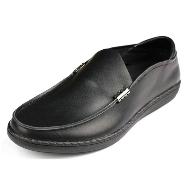 Men Shoes,Handmade Genuine Leather Men Driving Flat Shoes,Casual Loafers For Male,Zapatos Hombre,Big Size 38-44,Free Shipping
