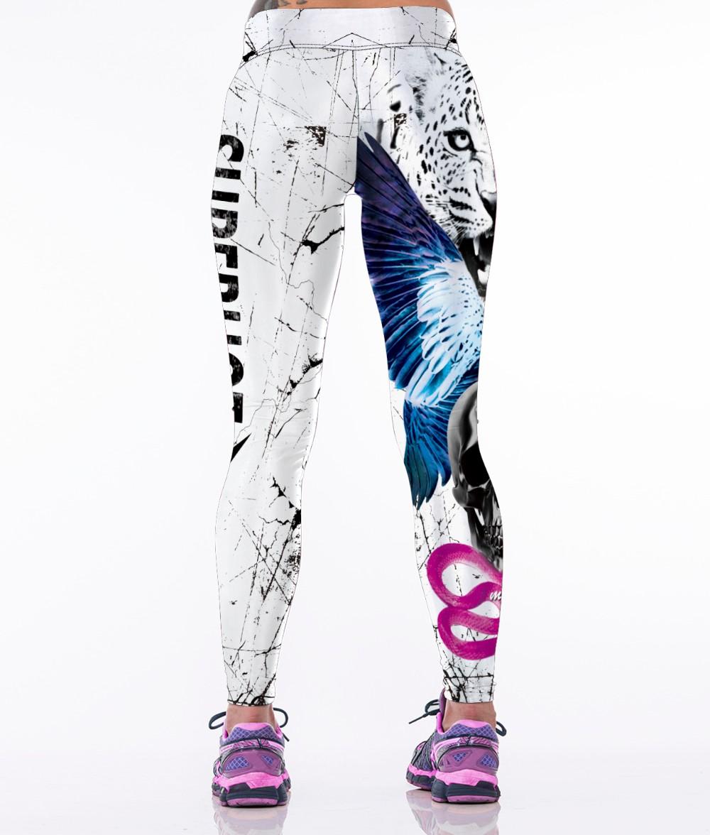 3D Printed Fitness Leggings