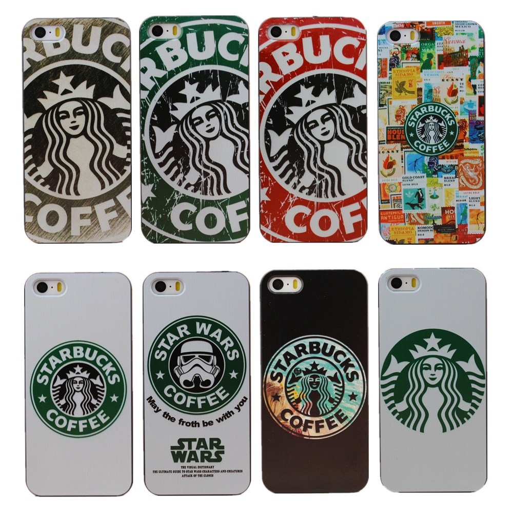 2015 New Fashion Starbucks Ooffee Protect Case Star Wars Design Phone Case Cover For Apple iphone 5 5S 5G Free Shipping(China (Mainland))
