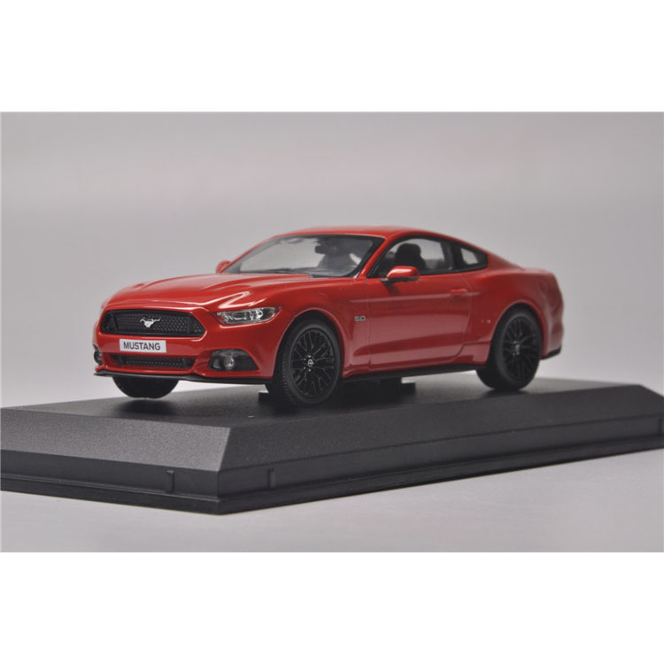 1:43 USA Ford original Ford Ford Mustang MUSTANG 2015 model cars(China (Mainland))