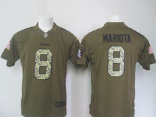 100% Stitiched,Tennessee ,DeMarco Murray,DMarcus Mariota,camouflage(China (Mainland))