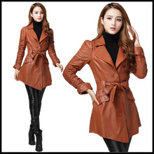 free shipping 2015 New Spring And Autumn Women Coat  Motorcycle Leather Jacket Pu Leather Clothes 99(China (Mainland))