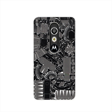 21279 Metal Puzzles Gundam Children&Adult toys cell phone case cover for For Motorola Moto G3 G4 X+1 PLAY PLUS ONE style