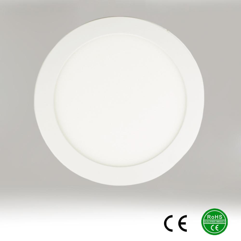 Wholesale 20PCS 18W IC High brightness LED Panel Lights ceiling lighting Cold white/warm white AC85-265v 110V 220V 230V FEDEX<br><br>Aliexpress