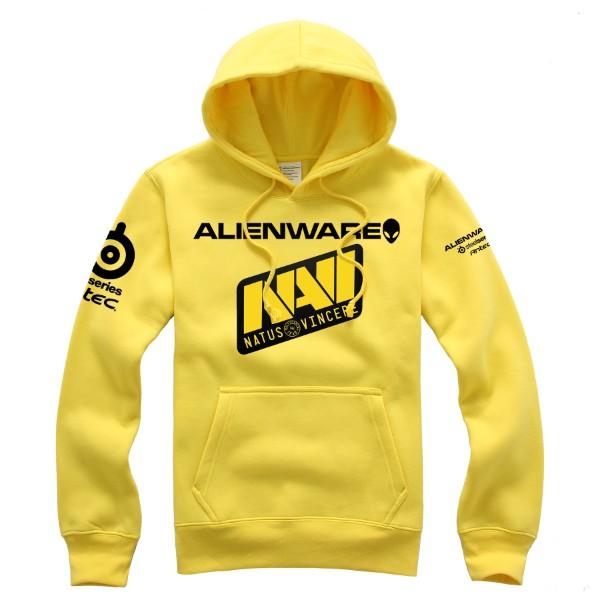 SteelSeries DOTA2 LOL SC NAVI Natus Vincere Game Team men hoodies sweat shirt coat men's fleece PRO gamer hoody coat Outerwear(China (Mainland))