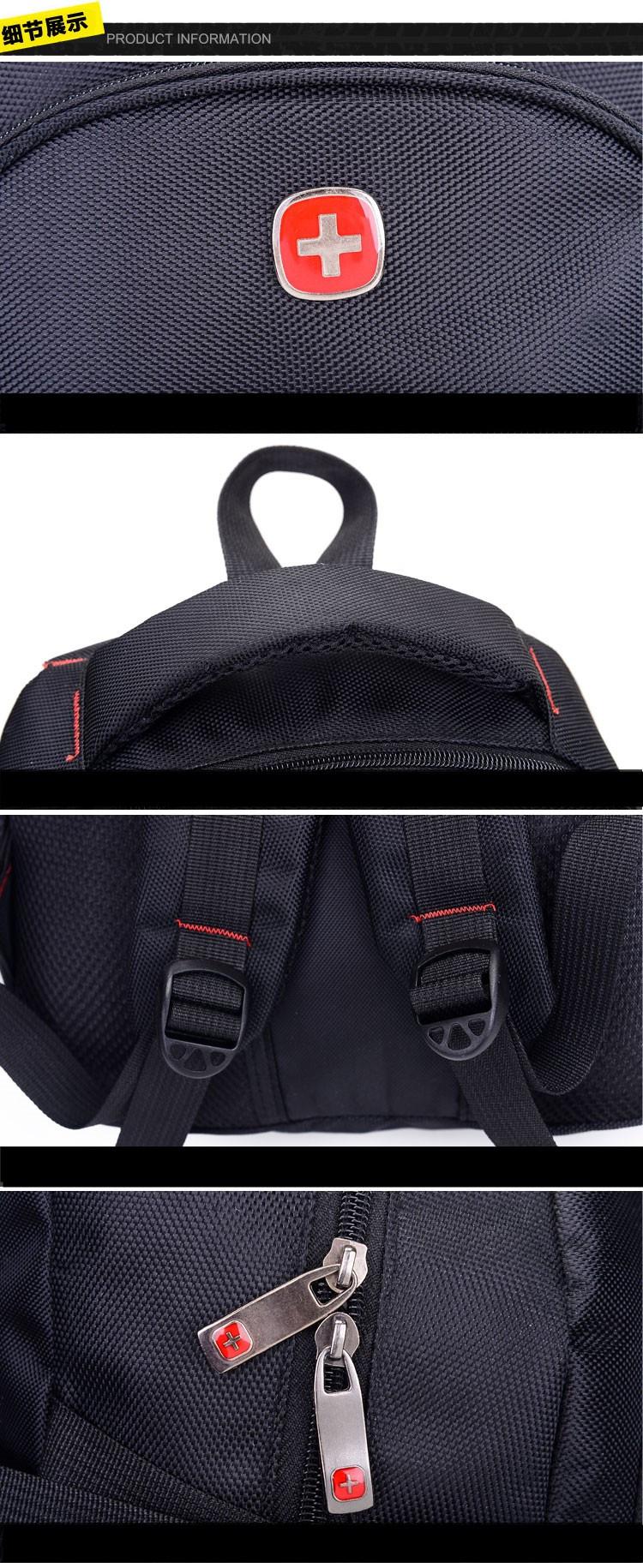 acheter vente en gros tanche oxford swiss sac dos hommes 15 pouces sac d 39 ordinateur portable. Black Bedroom Furniture Sets. Home Design Ideas