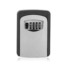 OUTDOOR WALL MOUNTED SAFE KEY BOX
