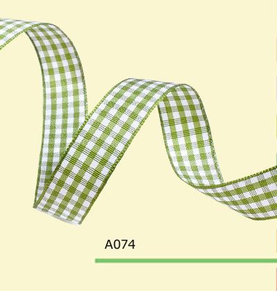 0 25 Inch 0 7cm font b tartan b font ribbontartan plaid ribbon