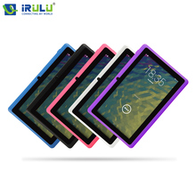 """iRULU eXpro X1 7"""" Tablet 1024*600 HD Android 4.4 Tablet PC Allwinner A33 Quad Core 8GB ROM WIFI W/ Russian Keyboard New Hot(China (Mainland))"""