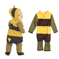 Spring Autumn Newborn Baby Rompers Cartoon Infant Kids Boys Girls Warm Clothing Romper Jumpsuit Cotton Long Sleeve Clothes