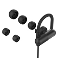 Mindkoo M11 Wireless Bluetooth 4 1 Earhook Headset Headphones Microphone AptX Sport Earphone for iPhone Android