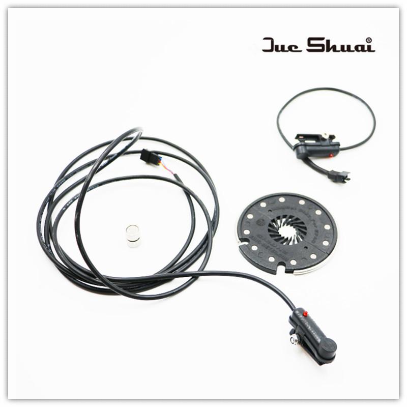 Black Is Customized Brushless Gear Hub Motor 24v 36v 48v Pedal Assist Sensor 201 300w Motor