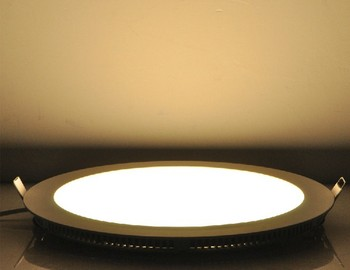 Ultra-thin plate lamp 8 w small panel lamp ceiling lamp beauty cold white/warm white light thin panel