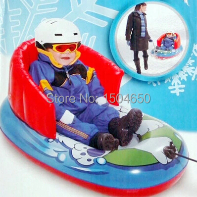 Free shipping 2014 New Arrivals snow tube ,sleds ,Snow tube sofa Inflatable ski ring children's ski thicken skating ring OO3(China (Mainland))