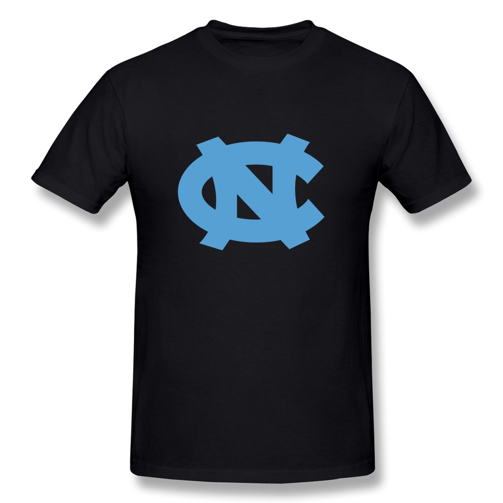 tops university of north carolina shirts punk o neck
